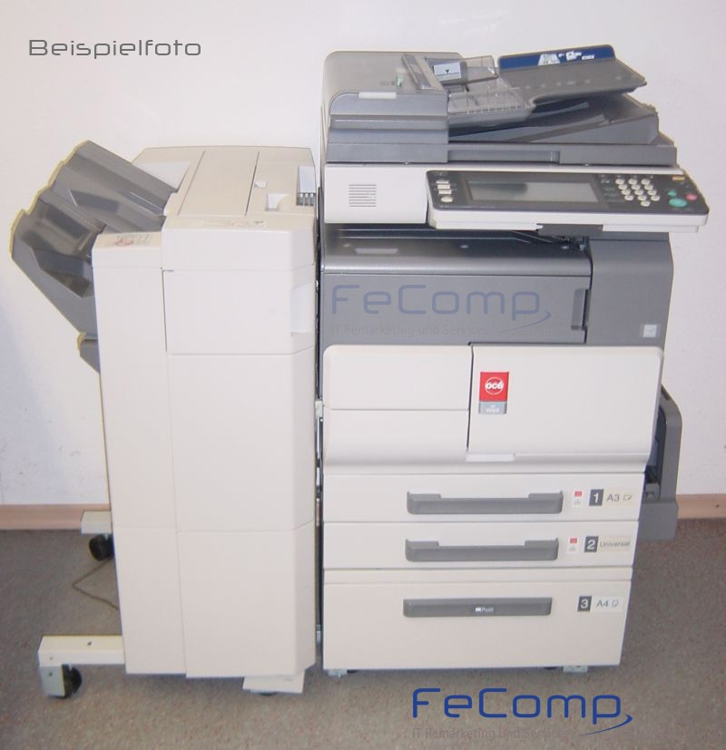 oce mp1050 mp 1050 din a3 kopierer drucker scanner ma 600 ebay. Black Bedroom Furniture Sets. Home Design Ideas